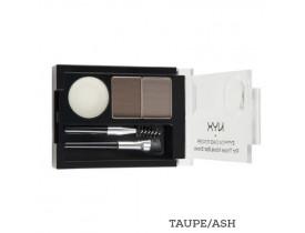 Kit para Sobrancelha Taupe/Ash Nyx